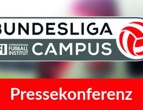 Februar: 12.02.2020 Pressekonferenz zur Vorstellung des Bundesliga-Campus im Rahmen des Wiener Fußballkongress