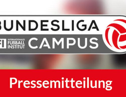Halbzeit beim Bundesliga-Campus